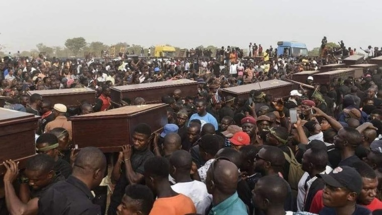 NGO Reports At Least 50 Nigerian Christians Were Killed in March by Radical Fulani Herdsmen