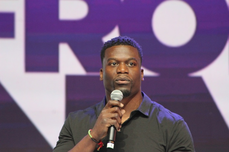 Benjamin Watson Says He Hopes to be a 'Bridge-Builder' in the Pro-Life Movement With New Role at Human Coalition