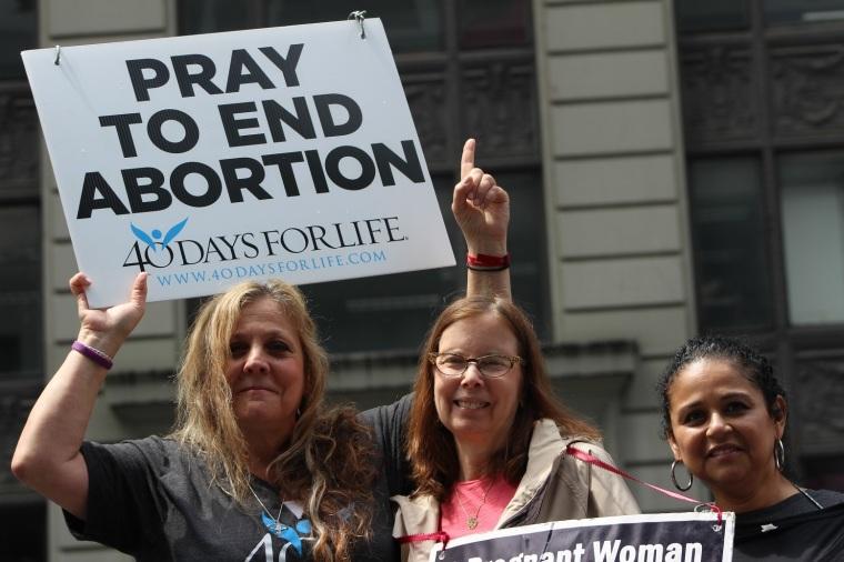 Cindy Fiore, Abortion, Ann Migliore