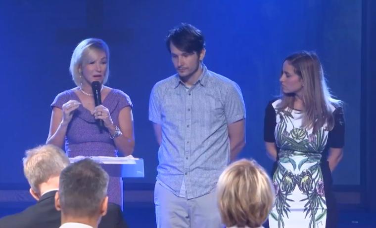 Paula White-Cain, Brad Knight, Rachel