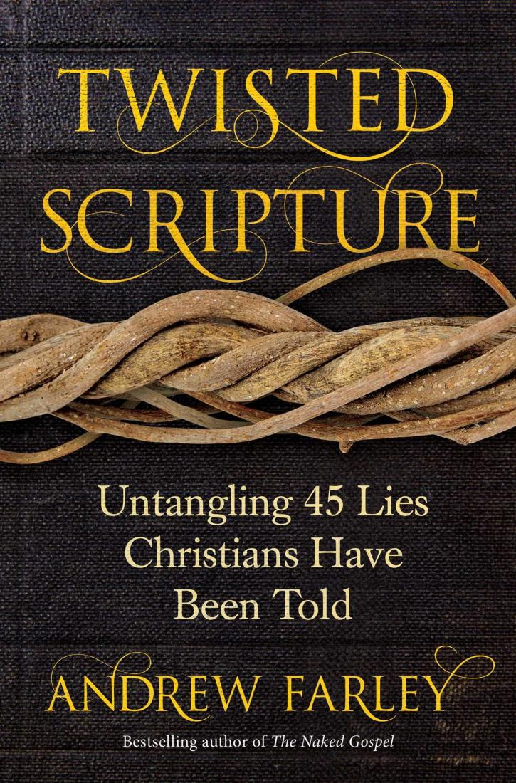 Evangelical pastor tackles '45 lies Christians have been