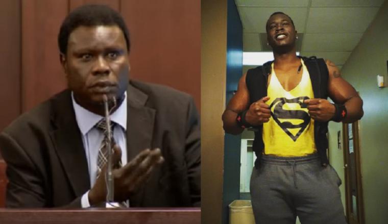 Emanuel Kidega Samson, Vanansio Samson