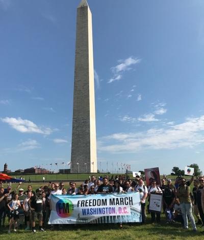 Freedom Marchers