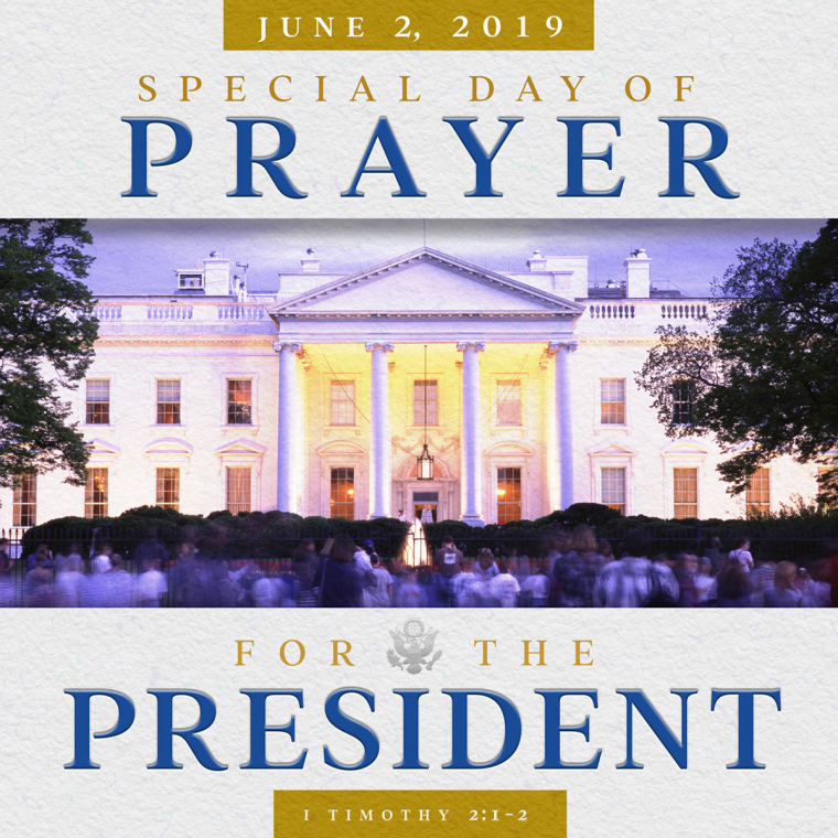 Special Day of Prayer for the President