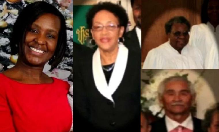 Shiloh Baptist Church crash fatalities