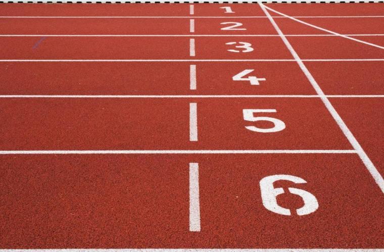 track, run