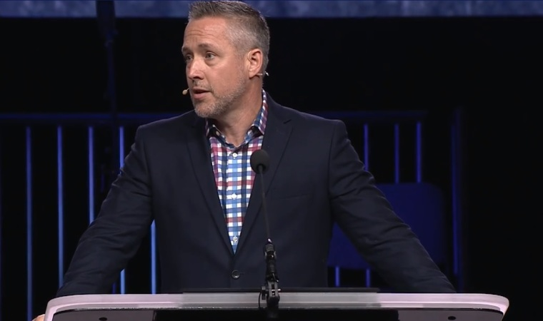 J. D. Greear Says It's Time for SBC to Stop Using Gavel Named After 19th-Century Slaveholder at Its Annual Meetings
