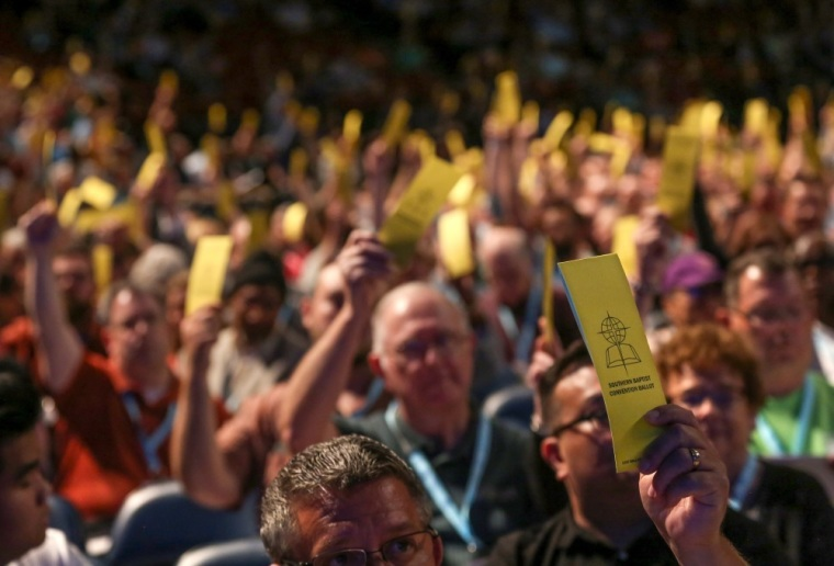 Southern Baptist Convention Suffers Largest Single-Year Drop in Church Membership