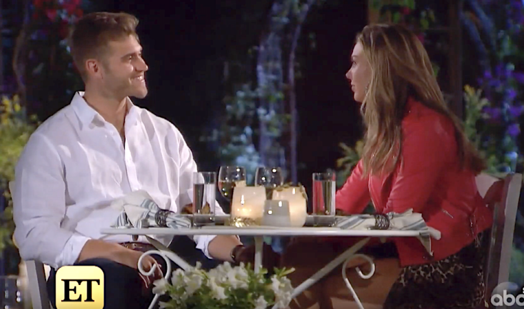 Bachelorette told to keep 'marriage bed pure' by Christian contestant but she says Jesus still loves