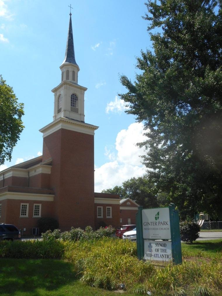 Ginter Park Presbyterian Church