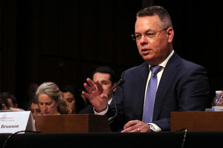 Turkey Rejects Pastor Andrew Brunson's Appeal Over Unlawful Arrest and Rights Violations