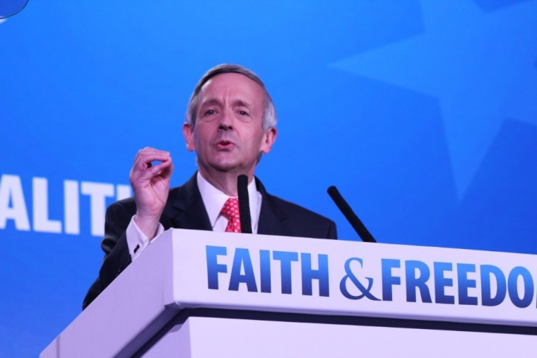 Robert Jeffress Says Christians Must 'Be Prepared' for 'Increasing Persecution' Under Biden Administration