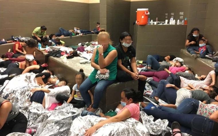 Border Patrol detention facility