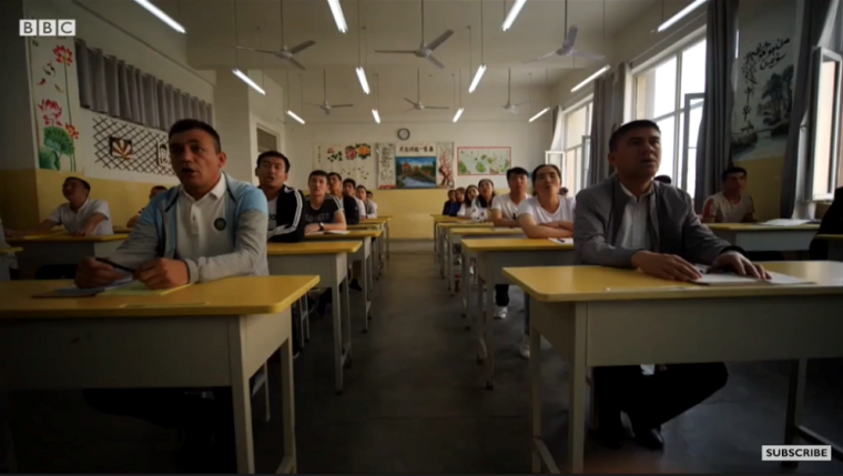 Uighur detention