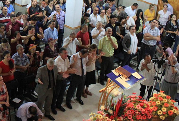 Algeria believers