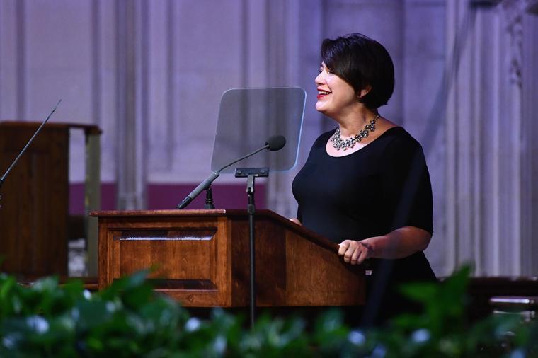 Pastor Amy Butler