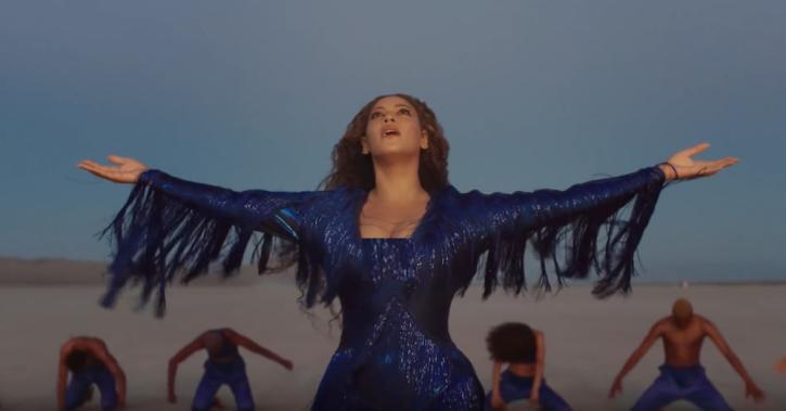 Beyonce premieres worshipful song 'Spirit' for Lion King