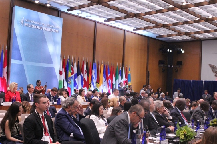 Ministerial to Advance Religious Freedom