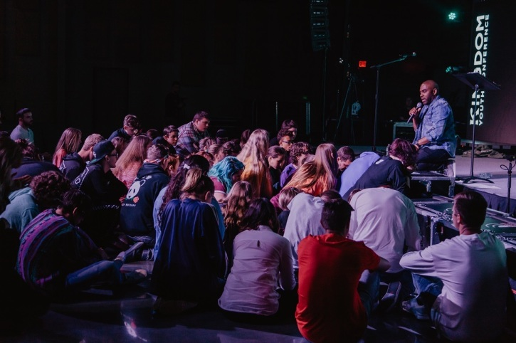 New youth conference ministry attracting thousands in wake of Teen