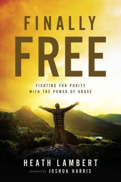 finally free book