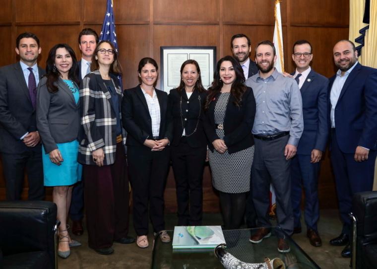 California Jewish Caucus