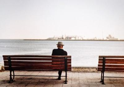 old, elderly, grandpa