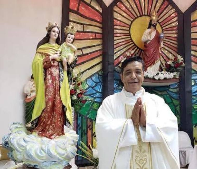 Father Jose Martin Guzman Vega