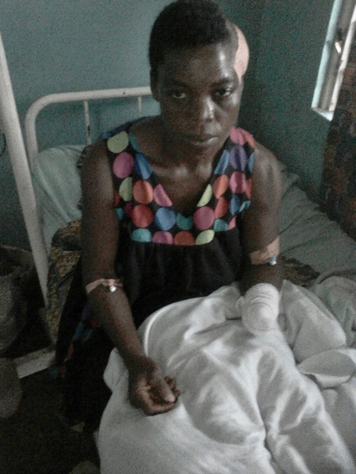 Cameroon Bible translator's wife in recovery after hand cut