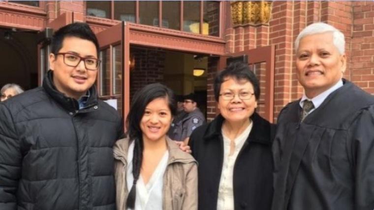 Bartolome family