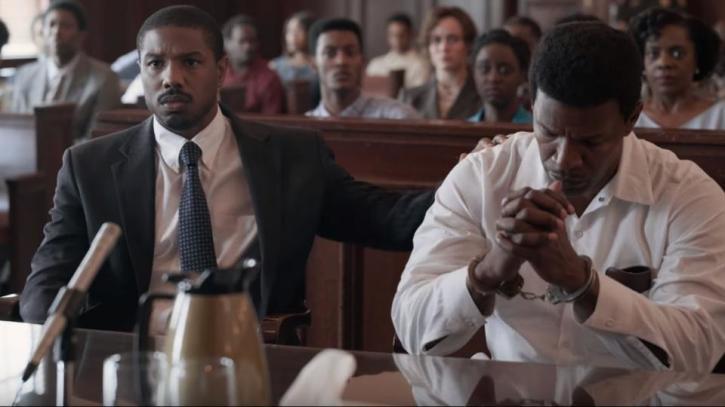 Картинки по запросу 'Just Mercy' Trailer Shows Michael B. Jordan as a Lawyer Fighting for One Man's Freedom
