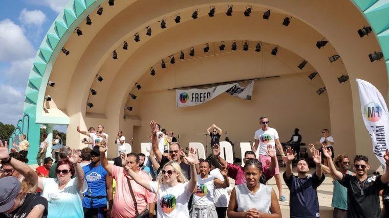 Freedom March Orlando