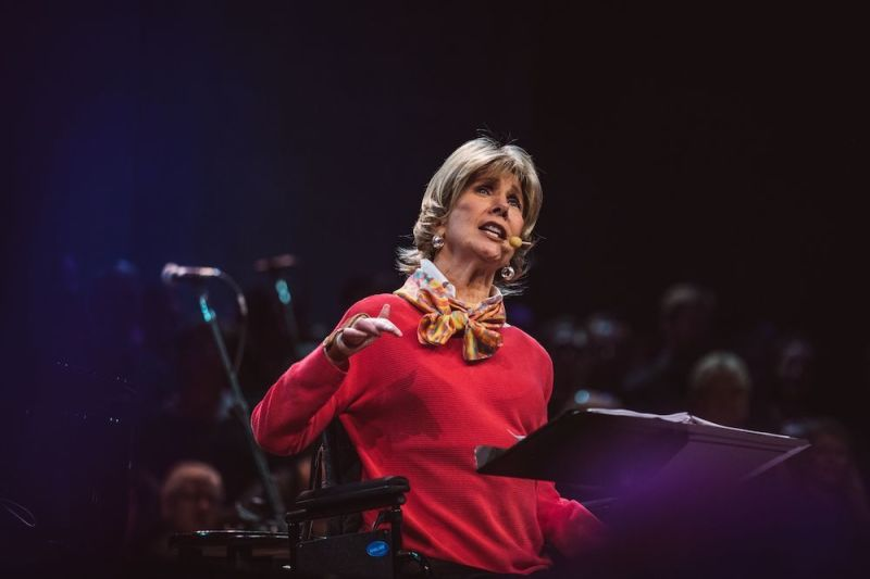 Joni Eareckson Tada Sees Dark Times Ahead, Calls for Christians to Pray for America During Chaotic Election Week