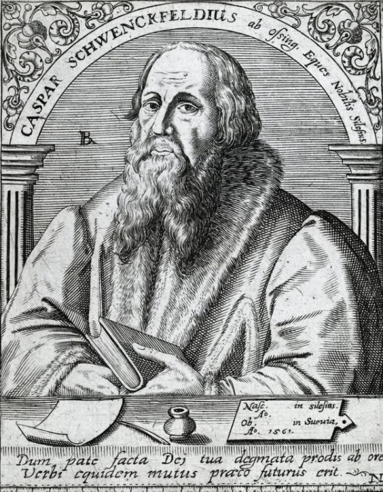 Caspar Schwenckfeld