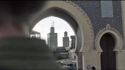 Iran mosque