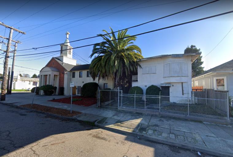 The McGee Avenue Baptist Church