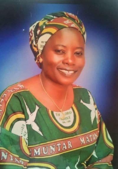 Esther Ishaku Katung