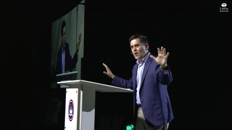 Russell Moore Urges President Trump to Resign and 'Let Our Country Heal'