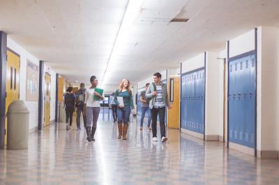 students, teens