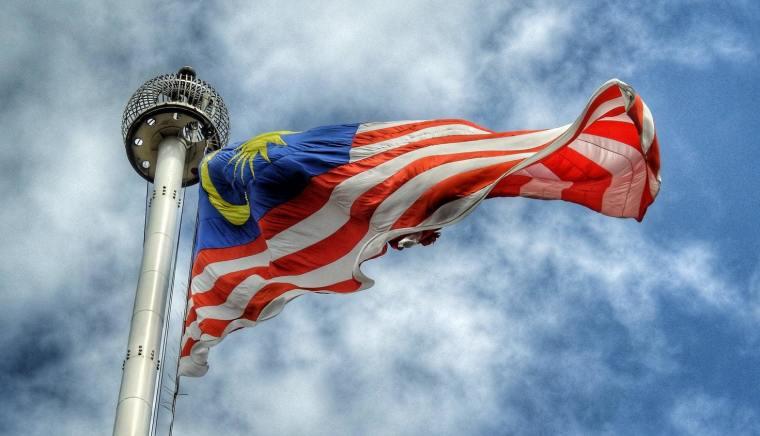 Malaysian flag | Unsplash/mkrj