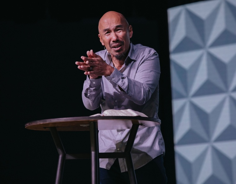 Francis Chan Says American Churches' 'Obsession With Church Attendance' is the 'Number One' Reason for Its Current State of Division