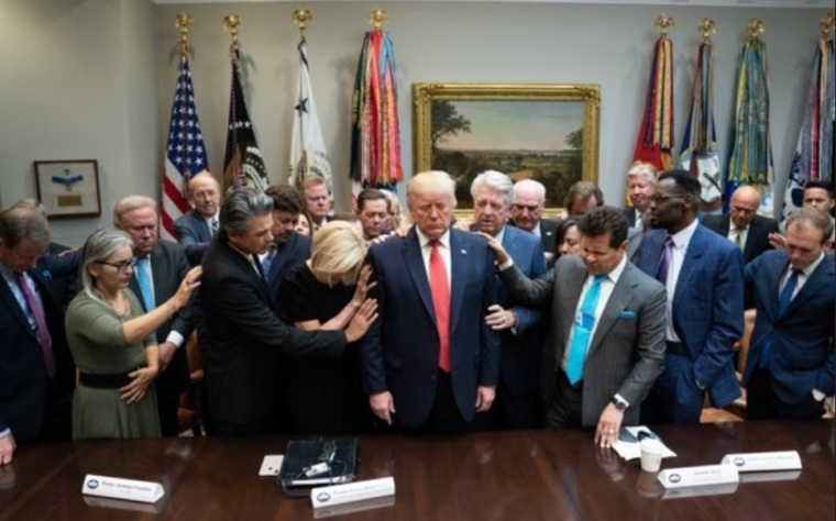Pew Report Finds Many Americans Believe Trump Administration Has Helped Evangelical Christians and Hurt Muslims More Than Other Groups