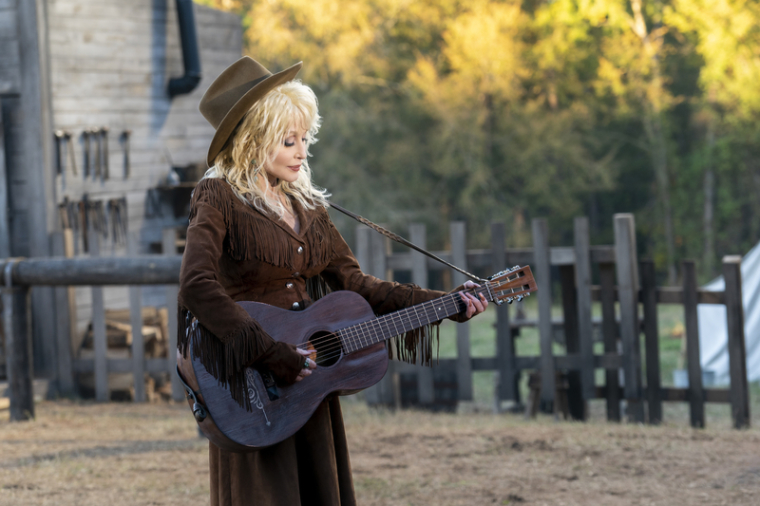 Dolly Parton prayed over new Netflix series: 'I try to use the talent that God gave me'