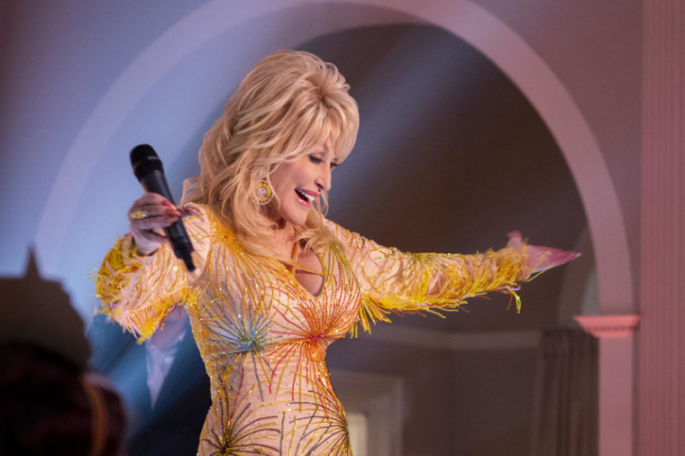 Dolly Parton Honored With Grace Prize for Most Inspiring Performance at Movieguide Awards