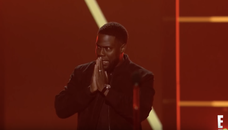 Kevin Hart says his world is forever changed reveals what God said to him after near-fatal car crash