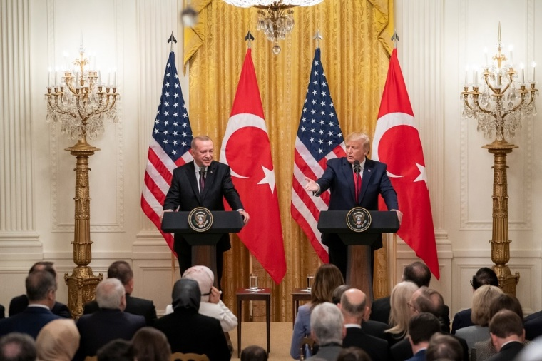 Erdogan and Trump