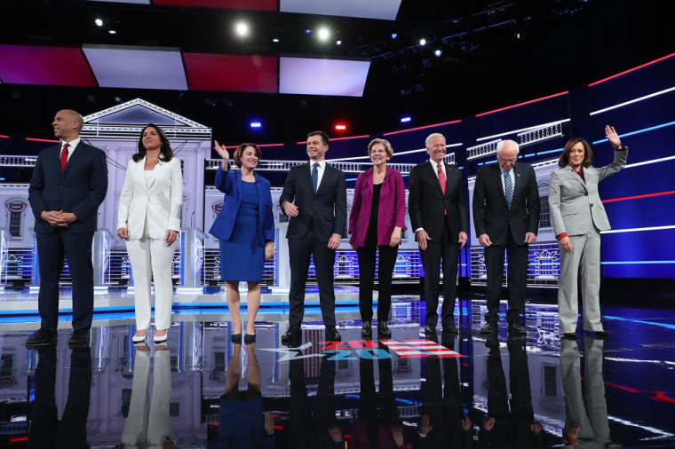 All Democratic presidential candidates back taxpayer-funded abortions