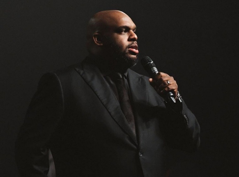John Gray Says He 'Sat Down' from Leading Relentless Church 'a Few Months Ago' to Focus on His Marriage and Family