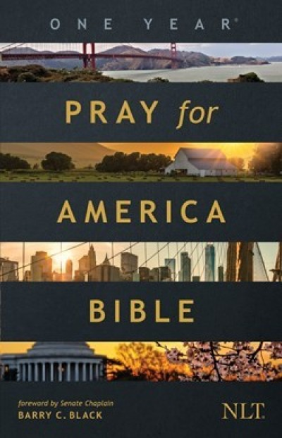 They One Year Pray for America Bible