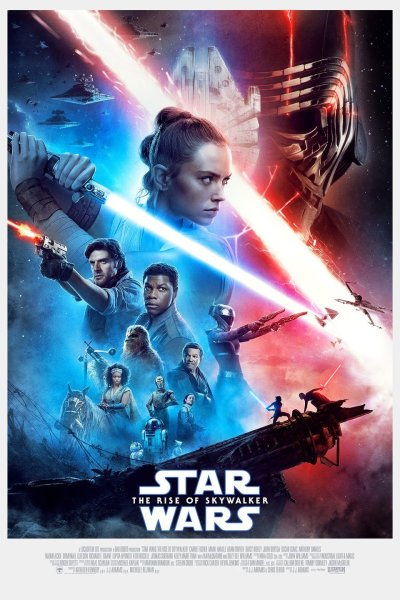 star wars, rise of skywalker