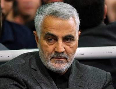 Maj. Gen. Qassim Soleimani